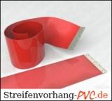 PVC Warnstreifen 200x2mm