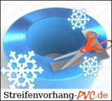 PVC Streifen - Kühlhaus Zuschnitt