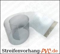 PVC Streifenvorhang 1,00m Breite x 3,25m Länge