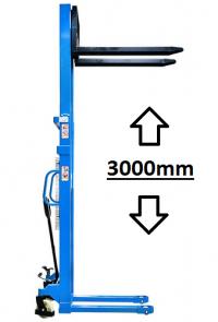 Hochhubwagen 300cm 1500Kg 3000mm