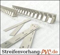 PVC Streifenvorhang 3,25m Breite x 2,75m Länge