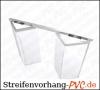 PVC - Platten für Falttor