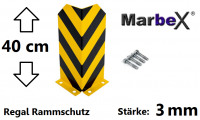 Stapler Rammschutz 40cm, 3mm