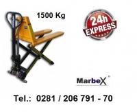 Scherenhubwagen 1500 kg